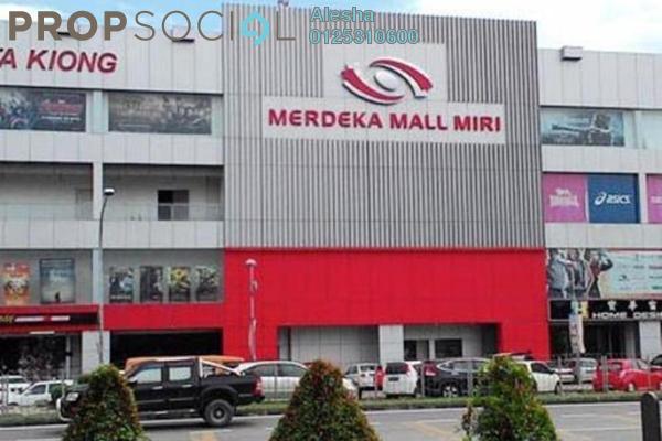 Shop For Sale in Merdeka Mall Miri, Miri Leasehold Unfurnished 0R/0B 101k