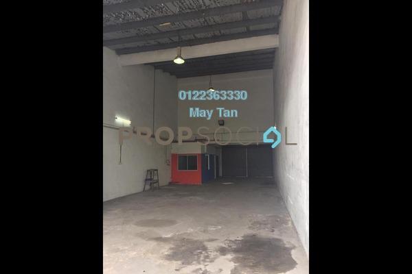 Factory For Rent in Kota Kemuning Industrial Park, Kota Kemuning Freehold Semi Furnished 0R/2B 4k