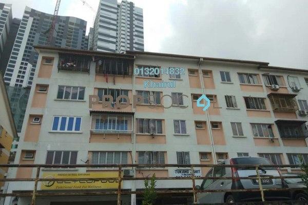 For Sale Apartment at Taman Impian Indah, Balakong Freehold Unfurnished 3R/2B 165k