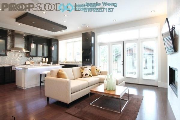 Classy open space kitchen design minimalist cream  bvdfzc2yfzfye89pykwf small