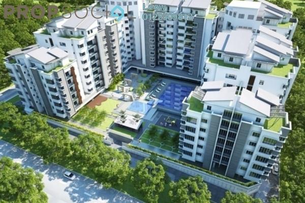 Condominium For Rent in 8 Petaling, Sri Petaling Freehold Fully Furnished 4R/4B 2.6k