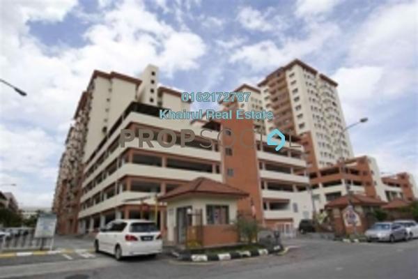 For Sale Apartment at Sri Ria Apartment, Kajang Freehold Unfurnished 3R/2B 250k