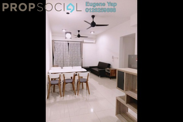 Serviced Residence For Rent in Glomac Centro, Bandar Utama Freehold Fully Furnished 3R/2B 2.6k