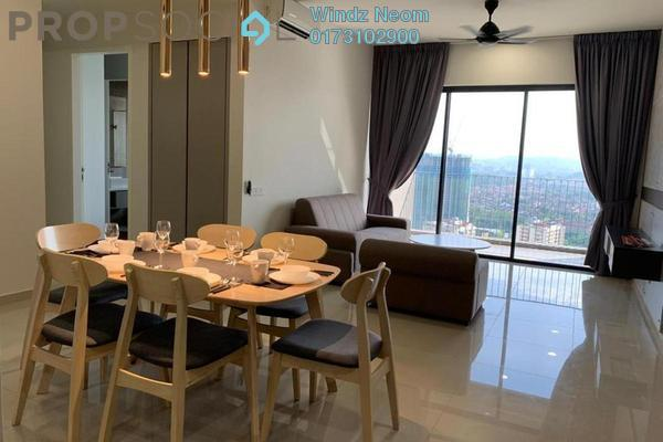Condominium For Rent in The Rainz, Bukit Jalil Freehold Fully Furnished 4R/2B 3.8k