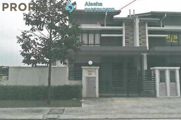For Sale Semi-Detached at M Residence 2, Rawang Freehold Unfurnished 0R/0B 840k