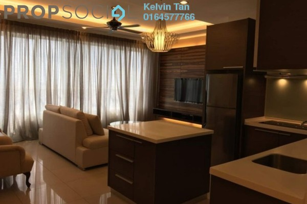 For Sale Condominium at Birch The Plaza, Georgetown Freehold Fully Furnished 2R/2B 638k