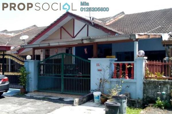 Terrace For Sale in Bukit Sentosa 1, Bukit Beruntung Freehold Unfurnished 0R/0B 160k
