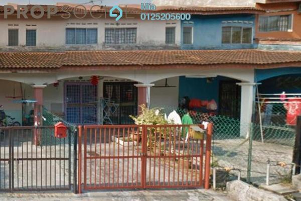 Terrace For Sale in Taman Kota Masai, Kota Masai Freehold Unfurnished 0R/0B 130k