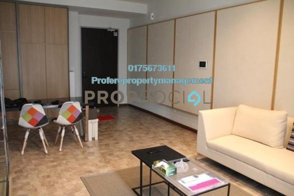 Condominium For Rent in Expressionz Professional Suites, Titiwangsa Freehold Fully Furnished 2R/2B 4.5k