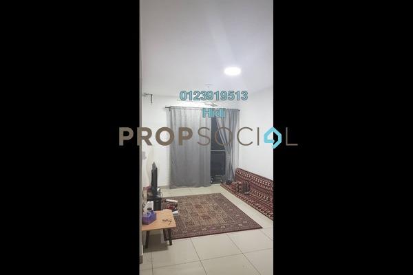 Serviced Residence For Sale in De Centrum Residences, Kajang Freehold Unfurnished 3R/2B 550k