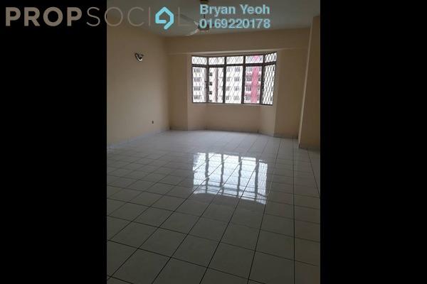 Apartment For Sale in Sri Kesidang Apartment, Bandar Puchong Jaya Freehold Semi Furnished 3R/2B 270k