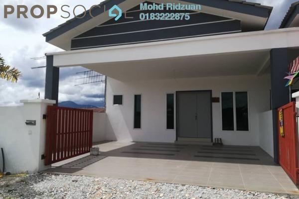 Terrace For Sale in Taman Desa Pengkalan, Ipoh Leasehold Unfurnished 4R/2B 258k