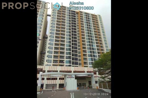 Serviced Residence For Sale in KSL Residences @ Daya, Johor Bahru Freehold Unfurnished 0R/0B 308k