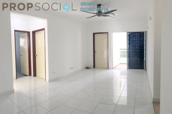For Rent Condominium at Mentari Condominium, Bandar Sri Permaisuri Freehold Semi Furnished 3R/2B 1.45k