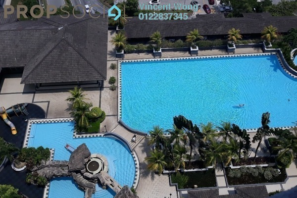 Condominium For Rent in Amadesa, Desa Petaling Freehold Fully Furnished 3R/2B 1.8k