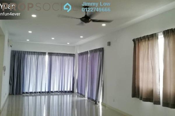 For Sale Condominium at Le Yuan Residence, Kuchai Lama Freehold Semi Furnished 4R/3B 830k
