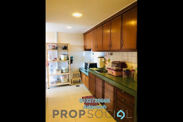 Condominium For Sale in Sri Intan 1, Jalan Ipoh Freehold Semi Furnished 3R/2B 398k