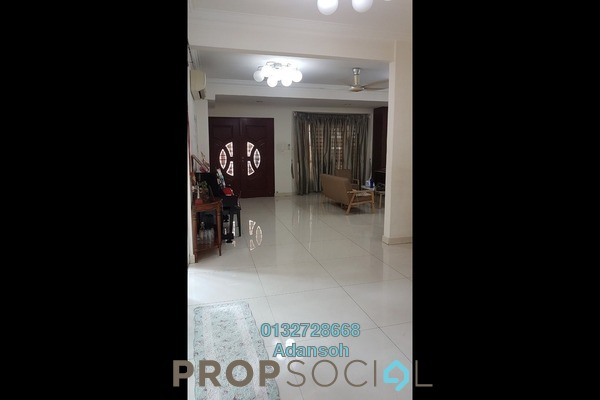 Terrace For Sale in Taman Megah, Kepong Freehold Semi Furnished 4R/4B 1.55m