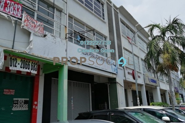 Shop For Sale in 1 Puchong Business Park, Bandar Puchong Jaya Freehold Unfurnished 0R/0B 1.75m