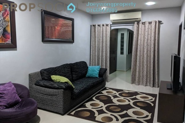 Apartment For Sale in Avant Court, Old Klang Road Freehold Semi Furnished 3R/2B 420k