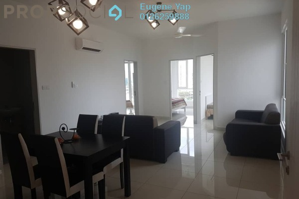For Rent Serviced Residence at Court 28 @ KL City, Sentul Freehold Fully Furnished 3R/2B 2.7k