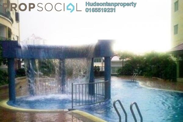 Condominium For Sale in Mandy Villa, Segambut Freehold Semi Furnished 3R/2B 350k