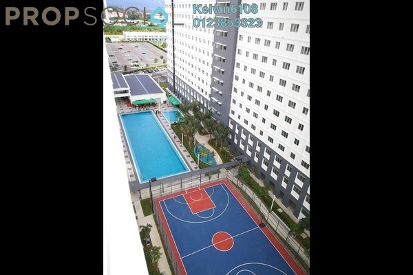 Apartment For Sale in Eco Majestic, Semenyih Freehold Unfurnished 3R/2B 360k