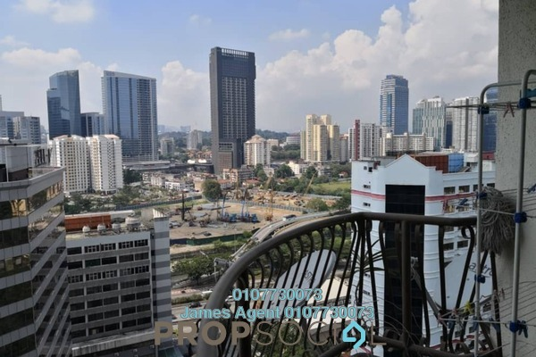 Condominium For Sale in Seputih Permai, Seputeh Freehold Semi Furnished 3R/2B 619k