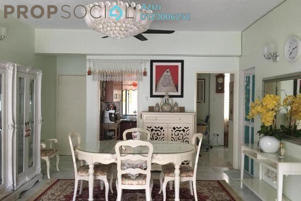 Condominium For Sale in Intan Apartment, Setiawangsa Freehold Semi Furnished 3R/2B 420k