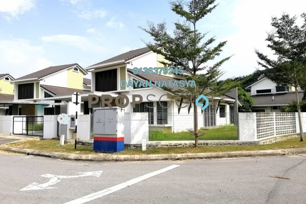 Bungalow For Sale in Puncak Bestari, Puncak Alam Freehold semi_furnished 5R/4B 1.3m