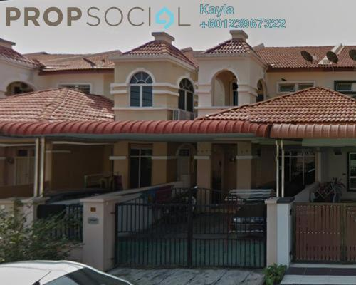 Terrace For Sale in Taman Camar Jaya, Nibong Tebal Freehold Unfurnished 0R/0B 308k