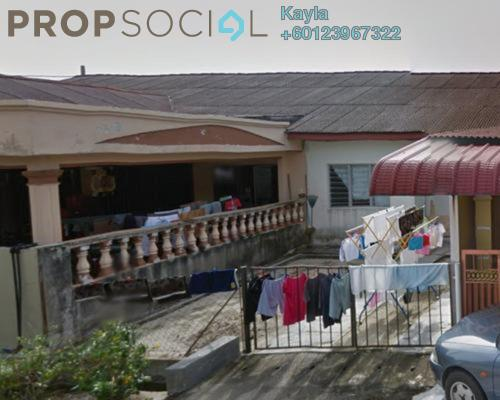 Terrace For Sale in Desa Tronoh Jaya, Perak Leasehold Unfurnished 0R/0B 81k