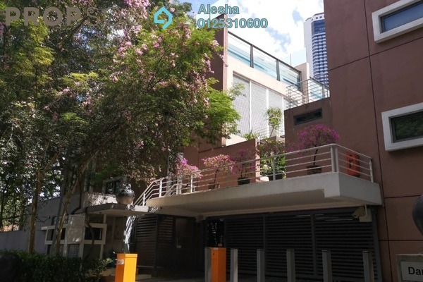 Terrace For Sale in Damai 33, KLCC Freehold Fully Furnished 5R/6B 2.3m