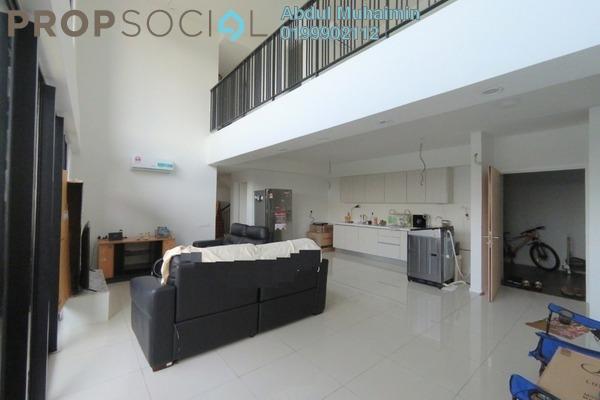 Duplex For Rent in Dream City, Seri Kembangan Freehold Fully Furnished 4R/4B 4.5k