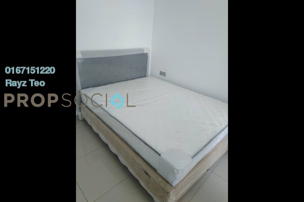 Condominium For Sale in Twin Danga Residence, Johor Bahru Freehold Fully Furnished 3R/2B 400k