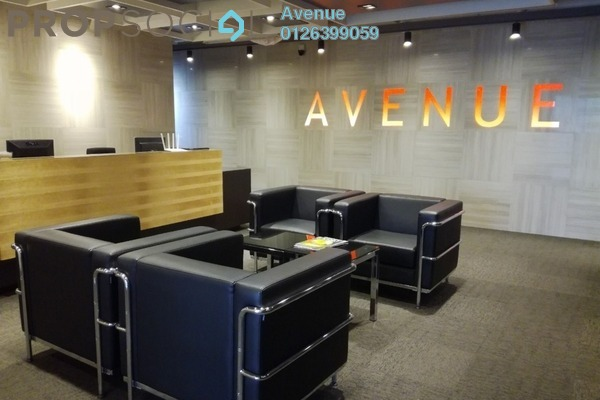 Office For Rent in One Mont Kiara, Mont Kiara Freehold fully_furnished 0R/0B 1.1k