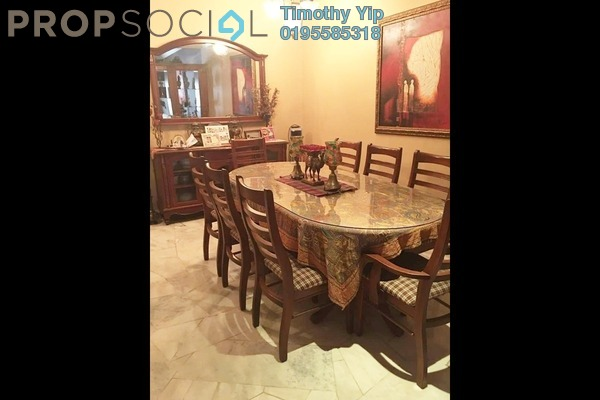 Terrace For Sale in Zone P, Sri Petaling Leasehold Fully Furnished 4R/3B 1.05m