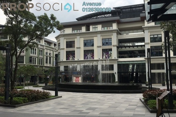 Office For Rent in Plaza Arkadia, Desa ParkCity Freehold Fully Furnished 0R/0B 1k