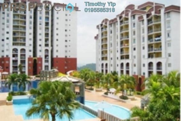 Condominium For Sale in Ketumbar Hill, Cheras Freehold Semi Furnished 3R/2B 393k