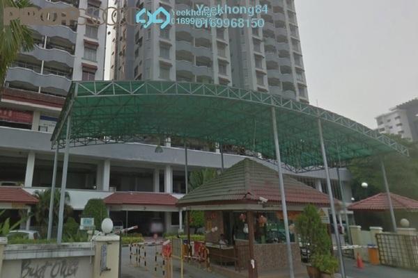 Condominium For Sale in Bukit OUG Condominium, Bukit Jalil Freehold Semi Furnished 1R/1B 320k