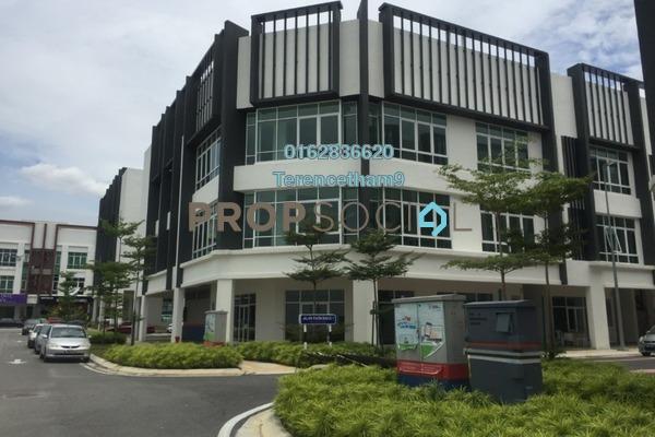 Shop For Rent in Bandar Baru Sri Petaling, Sri Petaling Freehold Semi Furnished 1R/1B 2.5k