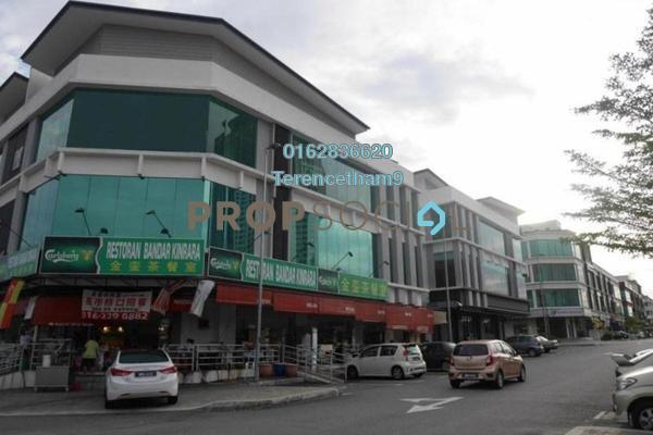 Shop For Rent in BK5, Bandar Kinrara Freehold Unfurnished 0R/2B 2.2k