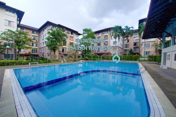 Condominium For Sale in Vista Tasik, Bandar Sri Permaisuri Freehold Semi Furnished 3R/2B 580k