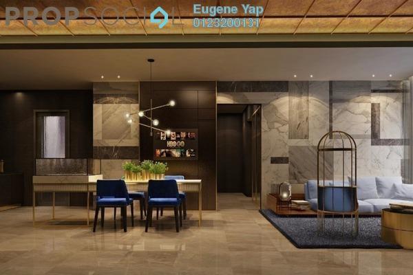 Condominium For Sale in M Vertica, Cheras Freehold Semi Furnished 4R/2B 451k