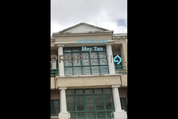 Shop For Sale in USJ 9, UEP Subang Jaya Freehold Semi Furnished 0R/6B 2.5m