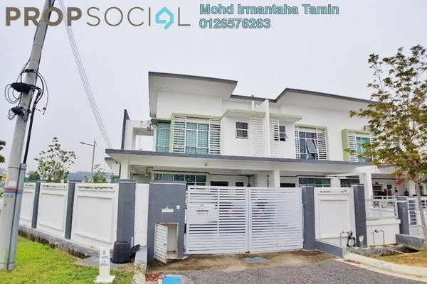 Terrace For Sale in Pines, Hillpark Freehold Semi Furnished 5R/4B 690k