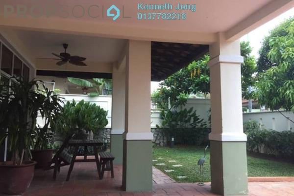 Semi-Detached For Sale in D'Villa Avenue, Kota Damansara Freehold Semi Furnished 5R/5B 2.45m