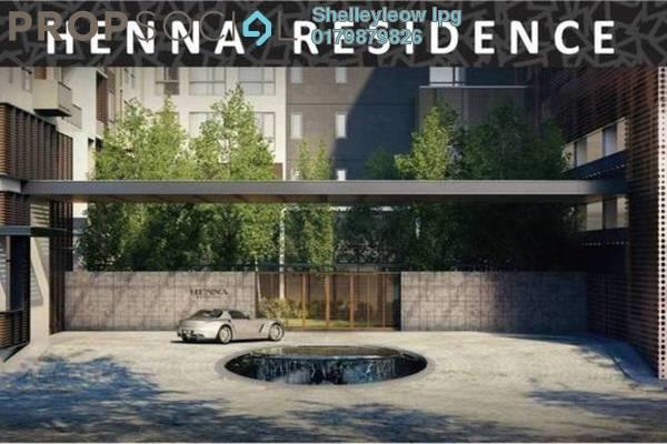 Condominium For Sale in Henna Residence @ The Quartz, Wangsa Maju Freehold Semi Furnished 3R/2B 500k