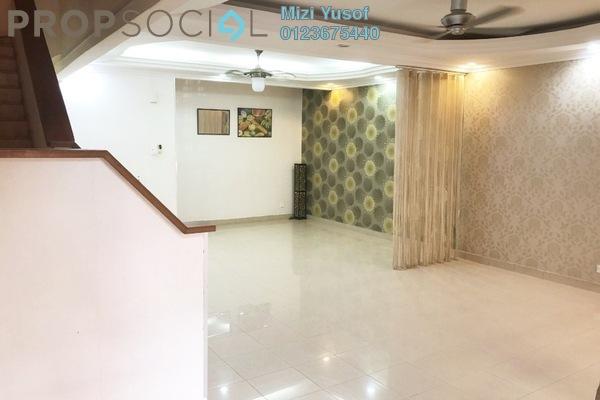 Terrace For Sale in Taman Subang Murni, Subang Freehold Semi Furnished 4R/4B 650k