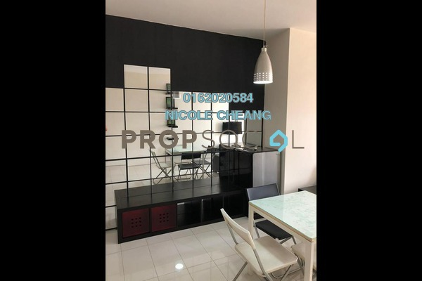 Serviced Residence For Rent in Titiwangsa Sentral, Titiwangsa Freehold Fully Furnished 3R/2B 2.5k